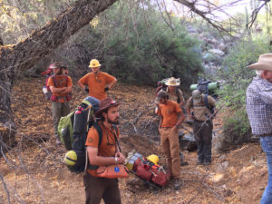 Maintenance (no volunteers needed) – May 15 – ALMOSTA TRAIL SYSTEM